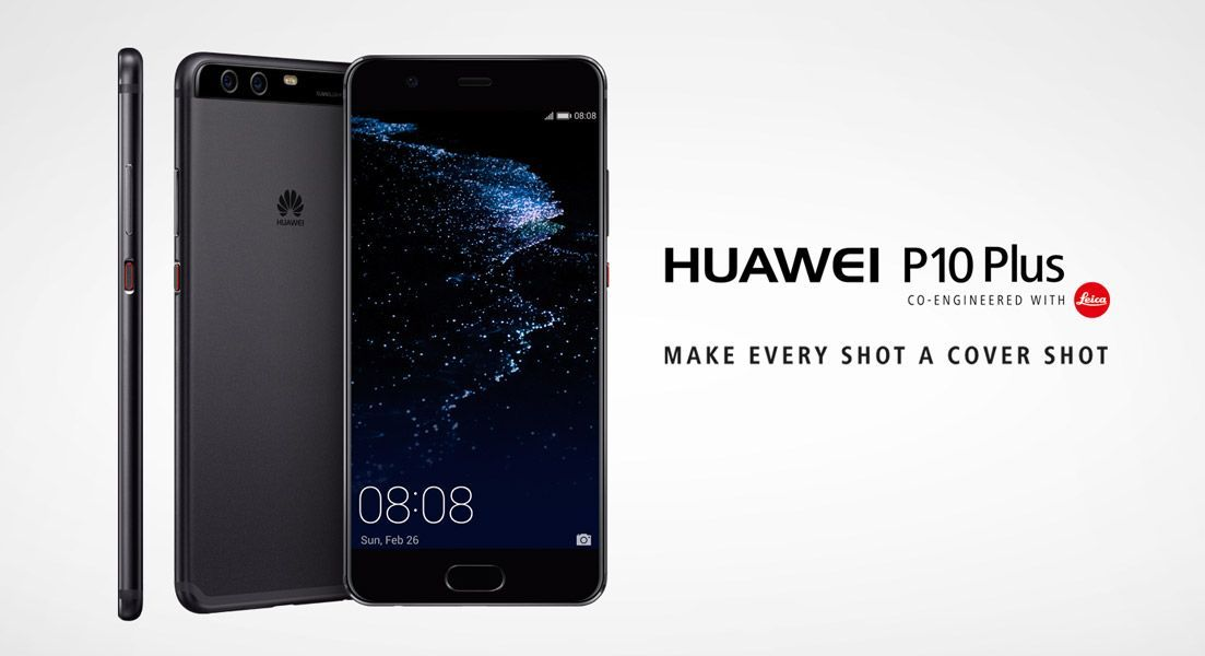 Huawei protection, Huawei bescherming, smartphone security, black, white, silver